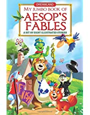 14. MY JUMBO BOOK OF - AESOP'S FABLES