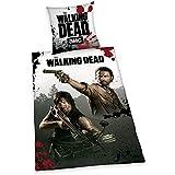 The Walking Dead Rick & Daryl Funda nórdico estampado
