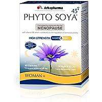 Arkopharma Phytosoya Night & Day 60 Capsules preisvergleich bei billige-tabletten.eu