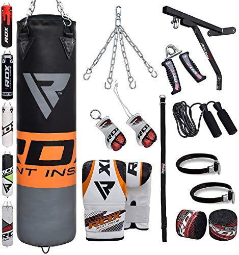 RDX Punch Bag Filled Set Kick Bo...