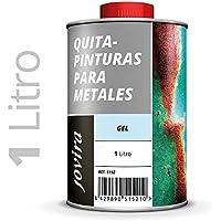 QUITAPINTURAS GEL Para la eliminación de viejas capas de pinturas.1 Litro