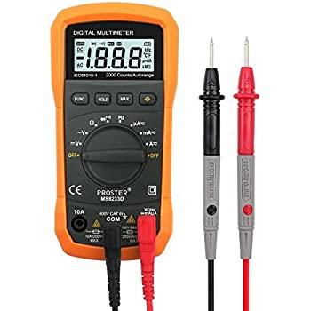 pcb Pack de 4 Sonde Test Hook clips pour multimètre composants-uk stock ic