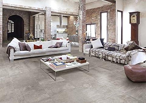 Viva étatique 9Gris Work P3/pvt3660x 60cm 601r8r carrelage sol rivestimeni en céramique pour maison salle de bain cuisine extérieur en offre