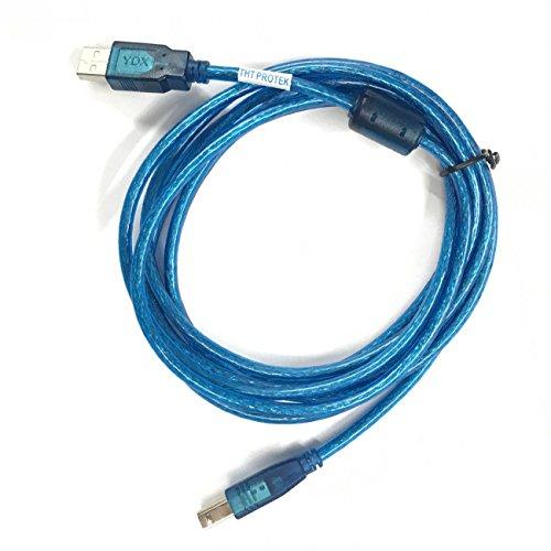 3115cn Drucker (USB Kabel Drucker Scanner Anschluss komp. für Dell Toner 3115cn)