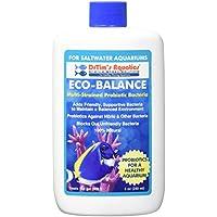 Aquatics del drtim eco-balance multi-strained Probiotic bacterias para acuarios de agua salada–8onzas