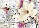 REINDERS Magnolia - Fototapete 254 x 184 cm