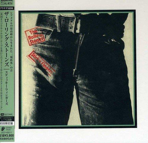 Preisvergleich Produktbild Sticky Fingers-Platinum Shm CD