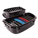 Grille avant Pour BMW - TOOGOO(R) Noir brillant M Grille avant Pour BMW M5 E39 525i Serie 5 97-03