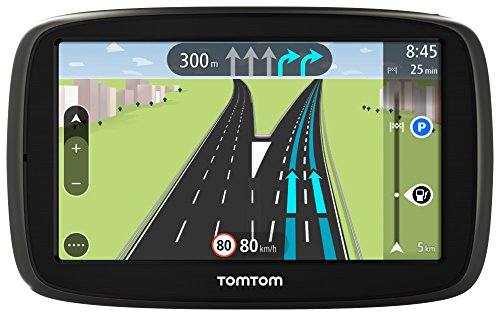 TomTom Navigationsgerät Start 50 Europa 45 schwarz/anthrazit