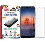 Jump Start Tempered Glass Screen Protector Bubble Free Crystal Clear 9H Hardness for Honor 9N