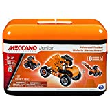 #7: Meccano Junior Advanced Toolbox 8 Model Kit Discontinued by manufacturer