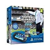 Cheapest Sony PlayStation Vita Plus Football Manager 2014 Voucher Plus 4GB RM on PlayStation Vita