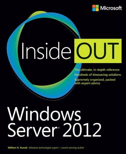 Preisvergleich Produktbild Windows Server® 2012 Inside Out