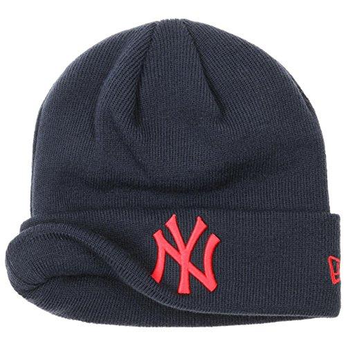 Berretto League Ess Cuff Yankees New Era beanie lavorato a maglia cuffia  con risvolto Taglia unica - blu scuro. Visualizza le immagini ffecc690dbb9