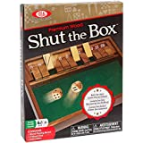 Idéal Shut The Box Jeu de table