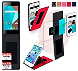 Cover for Siswoo A5 Case | in Red | Multifunctional Cover