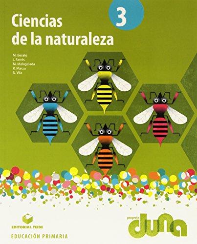Ciencias de la naturaleza 3 - Proyecto Duna (libro) - 9788430714919