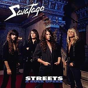 Streets: A Rock Opera [Vinyl LP]