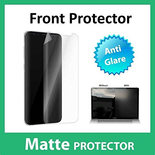 Samsung Galaxy S8 Plus Screen Protector MATTE Anti Glare Finish Military Grade Protection Exclusive to ACE CASE
