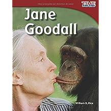 Jane Goodall (Spanish Version) (Fluent Plus) (Time for Kids Nonfiction Readers)