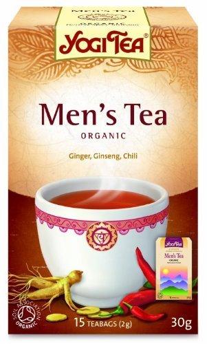 Yogi Organic Mens Tea 15 Bag(s) by Yogi