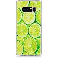 Docrax Samsung Galaxy Note8 Handy Hülle, Handyhülle Silikon mit Muster Stoßfest Kratzfest Schutzhülle Bumper Case... preisvergleich bei billige-tabletten.eu
