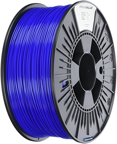 PrimaValue™ Filamento de ABS para impresión 3D - 1.75mm - 1 kg bobina - Azul