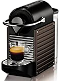 Krups YY1204FD Nespresso Pixie Machine à expresso Marron glacé