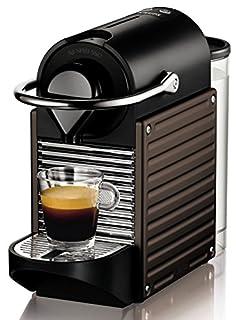 Krups XN3008 Nespresso Pixie-Cafetera con cápsulas, Color Chocolate, 1260 W (B006TYY76Y)   Amazon price tracker / tracking, Amazon price history charts, Amazon price watches, Amazon price drop alerts