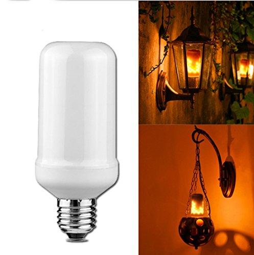 LED-Leuchtmittel, E27, 5 W, 220 V, 3 Modi, -