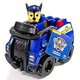 Paw Patrol Ionix Jr. Chase's Cruiser Multicolor vehículo de juguete - vehículos de juguete (Multicolor, 1 año(s), Niño, Interior, 191 mm, 318 mm)