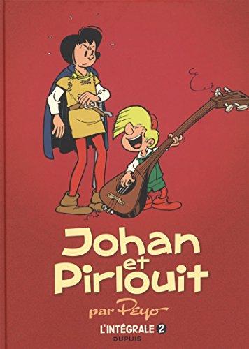 Johan et Pirlouit - L'Intégrale - tome 2 - Johan et Pirlouit intégrale 2 réédition