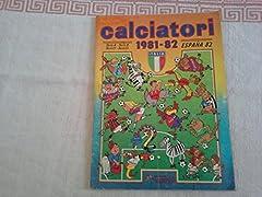 Idea Regalo - Calciatori 1981-82 album delle figurine panini