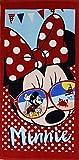 Offizielles Disney Minnie Maus Badetuch Strand Handtücher–Sie Wählen Design Design 1