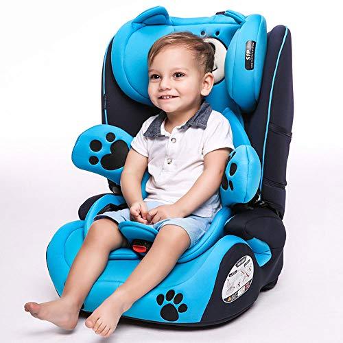 Autositze Kleinkind-Booster Kindersitz 9 Monate-12 Jahre alt Baby-Autositz