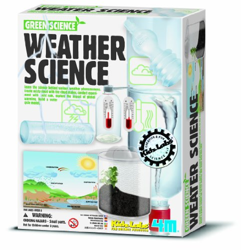 4M - Weather Science, juguete educativo