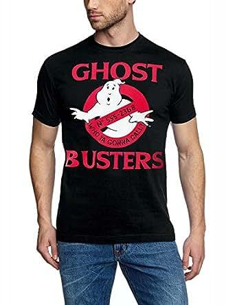 coole fun t shirts herren t shirt ghostbusters 80 ziger. Black Bedroom Furniture Sets. Home Design Ideas