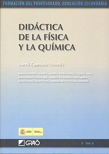 Didáctica de la física y la química par Antonio de Pro