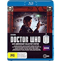 Doctor Who : The 50th Anniversary Collector's Edition Boxset (Blu ray) region B