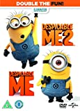 Despicable Me/Despicable Me 2 [DVD] [2013]