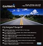 Garmin DVD City Navigator Europa NT 2011