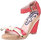 Fiorucci Sandal 40821, Damen, Sandalen/Fashion-Sandalen, Rot (red),EU 41