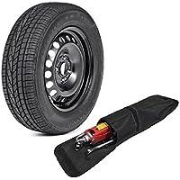 Kit de herramientas de rueda de repuesto 185/65R15 para Kia Rio 2011 a 2017
