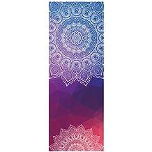 Grueso Antideslizante Yoga toallas, antideslizante absorbente y resistente al calor doxungo Premium yogatuch, toalla de Yoga, C