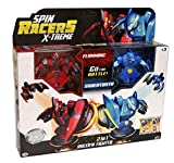 Spin Racers Spiner, Multicolore (Cyp Brands SR-25)