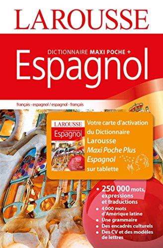 Maxipoche plus Espagnol 2 en 1