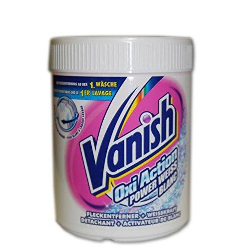 Vanish Oxi Action Powerweiss Pulver POWERWEISS550G