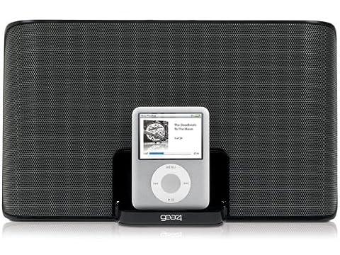 Gear4 PG309 StreetParty III Enceinte stéréo + Station d'accueil pour iPod