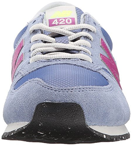 New Balance WL420 B, Baskets mode femme Violet (Cof Purple)