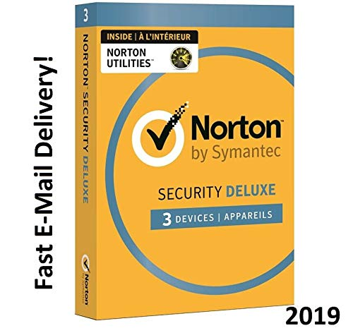 Norton Security Deluxe 3 dispositivi - Abbonamento 1 anno